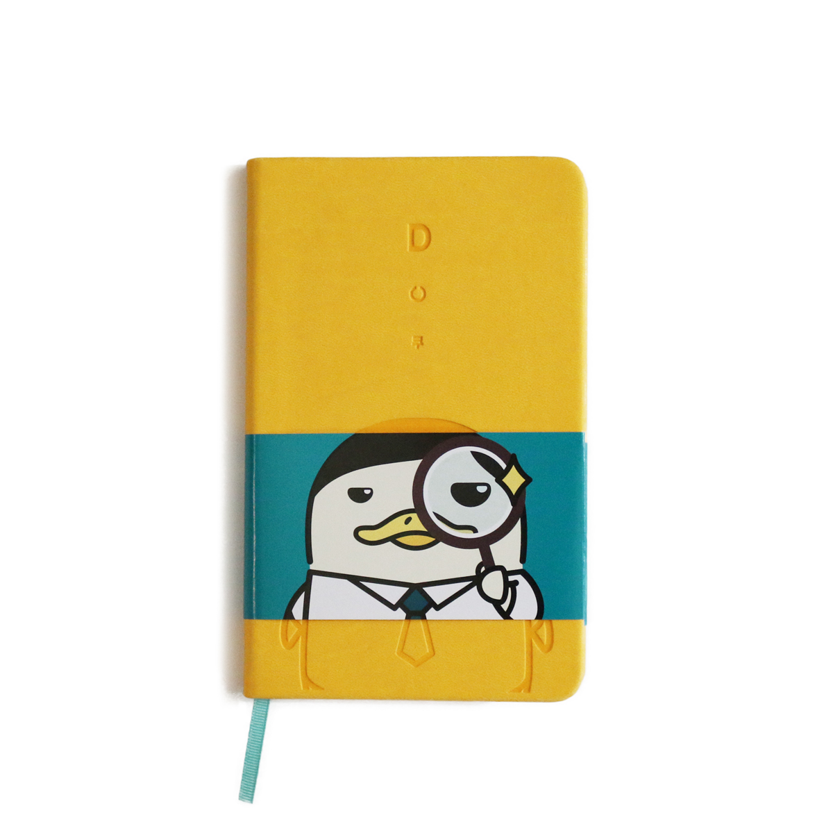 [WORKS x DUCKOO] BOMBOM NOTEBOOK