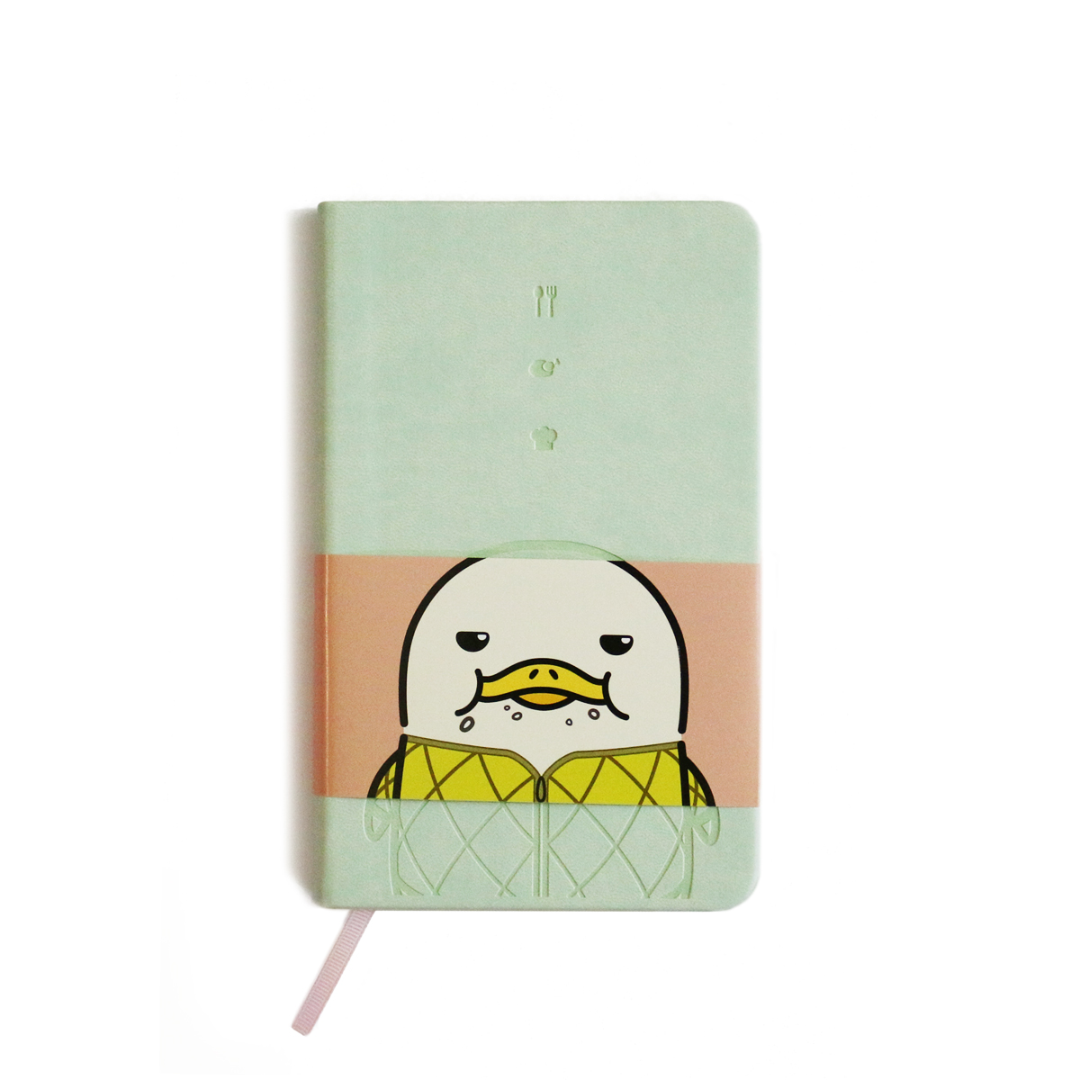 [WORKS x DUCKOO] YUMYUM NOTEBOOK